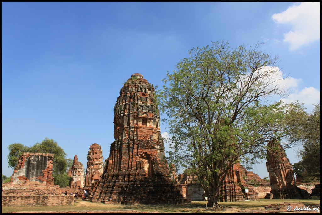 Ayutthaya & ses temples
